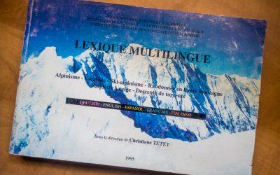 Canyoneering Terminology Translations