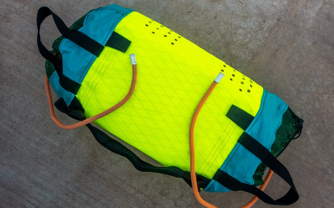 Is it time to get a Double Ended Rope Bag?